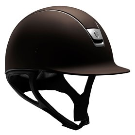 Casques Samshield Shadow Marron