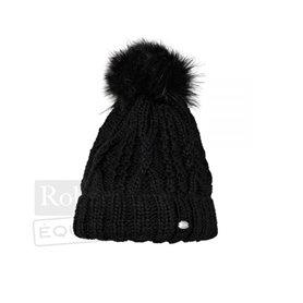 Bonnet PIKEUR Noir