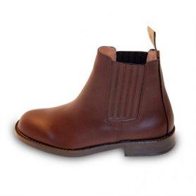 Boots Hfi Jodhpur Brun