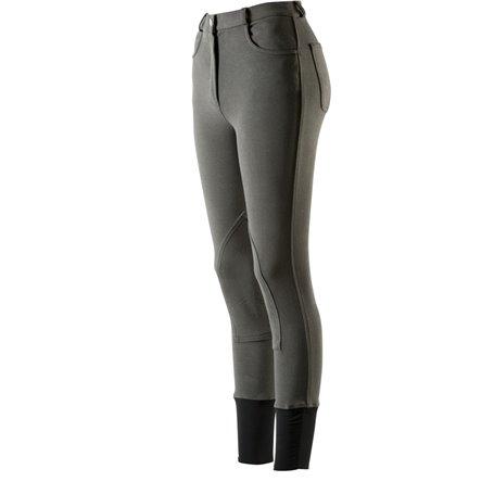 Pantalon Coton gris