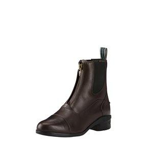 """Boots ARIAT """"HERITAGE IV ZIP """" Brun"""