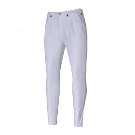 "Pantalon de concours Kingsland ""Karlos"" blanc"