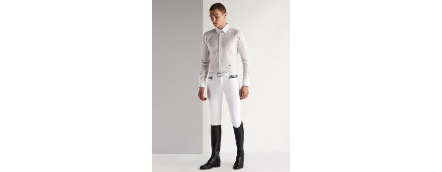 Polos et chemises de concours Homme